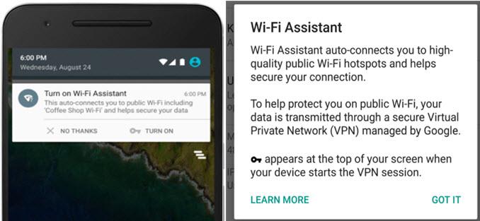 Google Wi-Fi Assistant